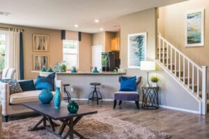 feng shui living room home improvement project