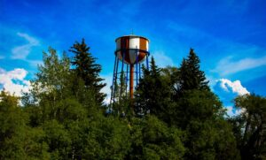 Idaho Falls Water Tower