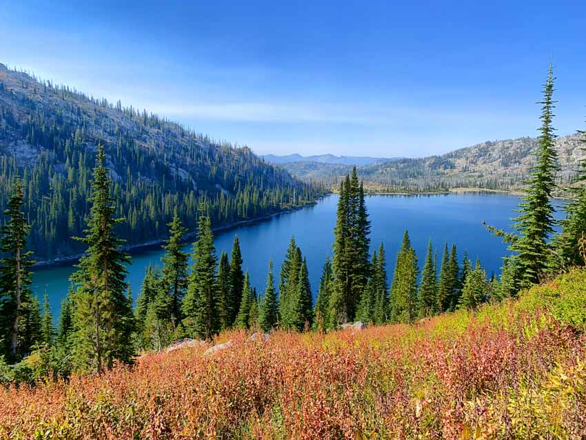 Moving to Idaho from California - Picture of Mccall ID